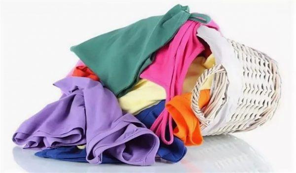 Можно ли вернуть цвет полинявшим вещам