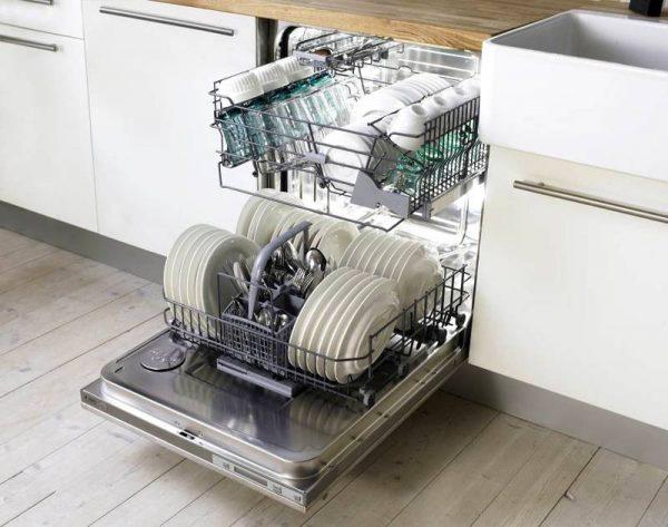 Размеры посудомоечных машин встраиваемых 45 см
