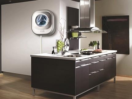 Настенная стиральная машина: когда необходима и как выбрать