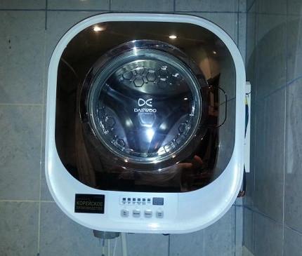 Настенные стиральные машины автомат: лучшие модели