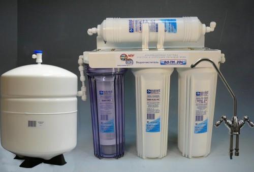 Какой фильтр для воды лучше выбрать для квартиры