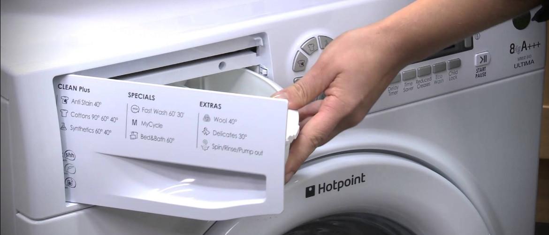 Что означают значки на стиральной машине бош