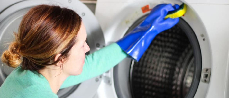 Убрать запах из стиральной машины уксусом